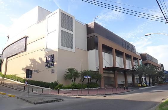 Ilha Plaza Shopping – Retrofit